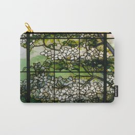 Louis Comfort Tiffany - Decorative stained glass 2. Carry-All Pouch