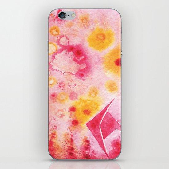 Origami Fish 1 iPhone & iPod Skin