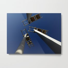A Different Perspective Metal Print