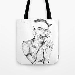 Punch Tote Bag
