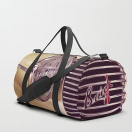 A Little Bit of Buick Duffle Bag