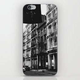 New York City Street iPhone Skin