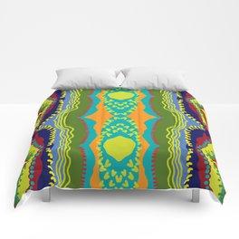 Magic Coral Reef Comforters