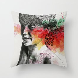 Convergence Of Random Variables Throw Pillow