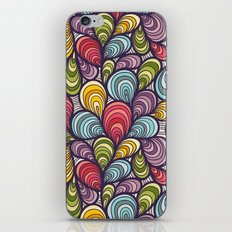 Color cells iPhone & iPod Skin