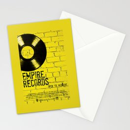 Empire Records Stationery Cards