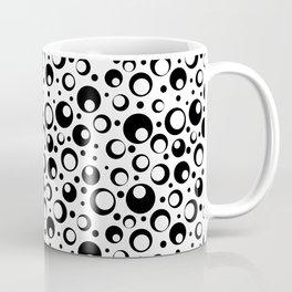 Black and White Funk Coffee Mug