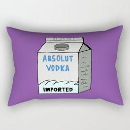MY KINDA VODKA Rectangular Pillow