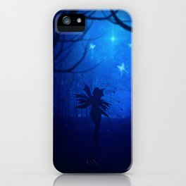 Winter Fairy iPhone Case