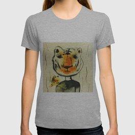 Tiger and Bird T-shirt