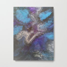 Galaxy Art #1 Metal Print
