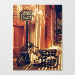 vroom vroom Canvas Print