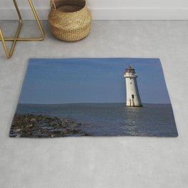 New Brighton Lighthouse Rug