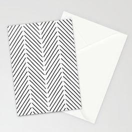 Diagonal Mudcloth Stationery Cards
