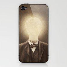 The Idea Man  iPhone & iPod Skin