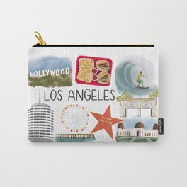 Los Angeles Carry-All Pouch
