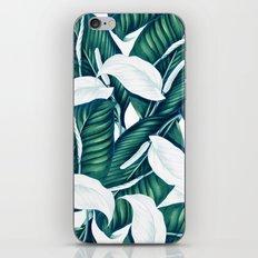 Tropical Winter #society6 #decor #buyart iPhone & iPod Skin