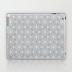 Gray Lotus Laptop & iPad Skin