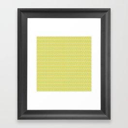 Tropical - Sand Framed Art Print