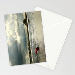 River Scene Stationery Cards