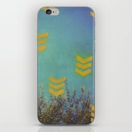 Above the Trees iPhone Skin