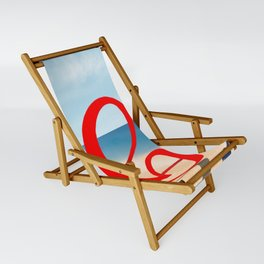 Baby B at the Beach Sling Chair