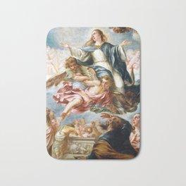 Juan de Valdés Leal Assumption of the Virgin Bath Mat