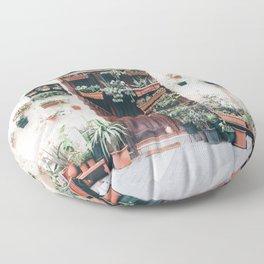 born planted Floor Pillow