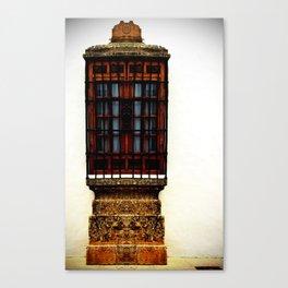 Ronda ventanab Canvas Print