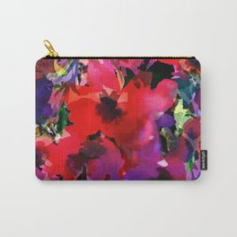 Plenty Poppies Carry-All Pouch