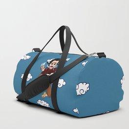 Maya rampage (clouds) Duffle Bag