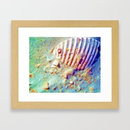 I Smell A Sea Schmell Framed Art Print