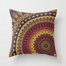 MANDALA DCXXIII Throw Pillow