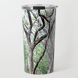 Solitude For The Oak Travel Mug