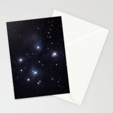 Starfield Stationery Cards