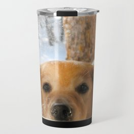 Whacha Doin'? Travel Mug