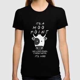 It's Moo! - Friends TV Show T-shirt