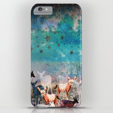Deer Enchanted Forest  iPhone 6 Plus Slim Case