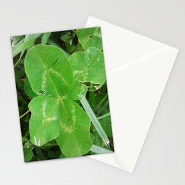 Four-Leaf Clover 2012-04-25 11.32 Stationery Cards