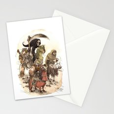 Four Horsemen Stationery Cards