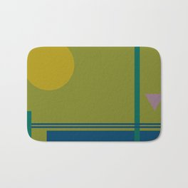 cool colors3 Bath Mat
