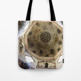 Dome Celing Tote Bag