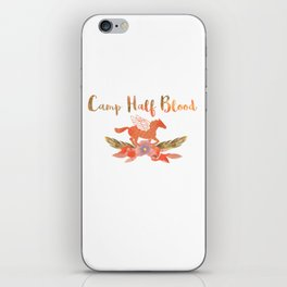 camp half blood v1 iPhone Skin
