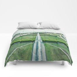 Vanishing Comforters