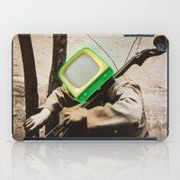 bass iPad Cases featuring Bass TV by Marko Köppe