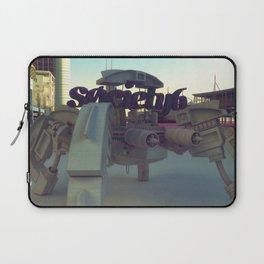 Society6 SAFE TRANSPORT Laptop Sleeve