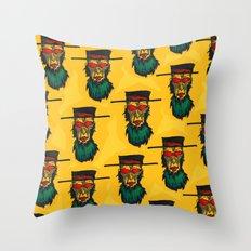 Beware the killer Amish! Throw Pillow