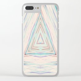 The Waters to Yourself Clear iPhone Case