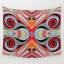ink drop Wall Tapestry
