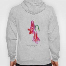 Copihue Flower Hoody